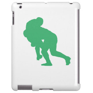 Green Rugby Tackle
