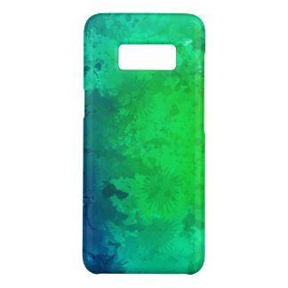 Green Samsung Galaxy S8, Barely There Phone Case