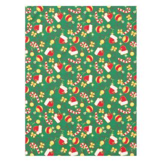 Green - Santa's cap Tablecloth