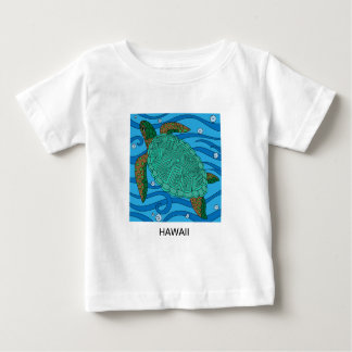 Green Sea Turtle Baby T-shirt