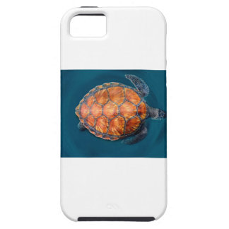 Green Sea Turtle Case For The iPhone 5