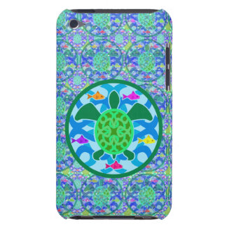 Green Sea Turtle iPod Touch Case
