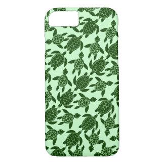 Green Sea Turtle Pretty Animal Pattern iPhone 7 Case