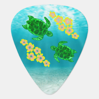 Green Sea Turtles Pick