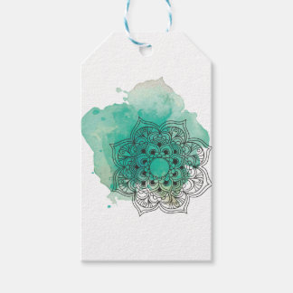 Green sends it gift tags