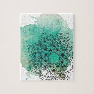 Green sends it jigsaw puzzle