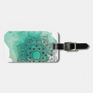 Green sends it luggage tag