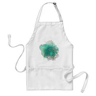 Green sends it standard apron