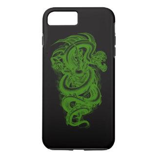Green Serpent iPhone 7 Case