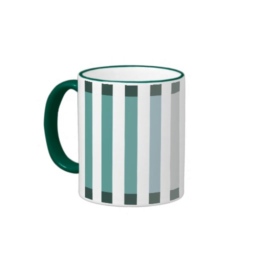 Green Shades Coffee Mug