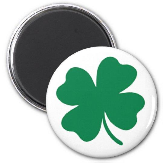 Green Shamrock Magnet