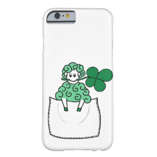 Green Sheep iPhone Case