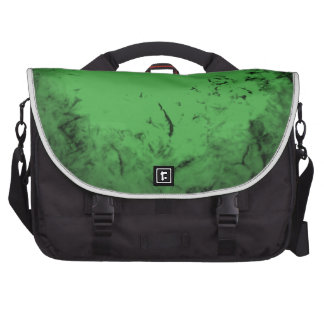 Green Shell Laptop Bag