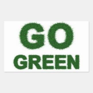 Green Shop Galore, Go Green!