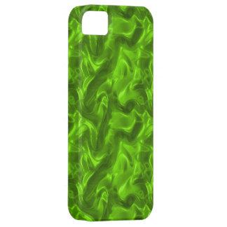Green Silk iPhone 5 Case