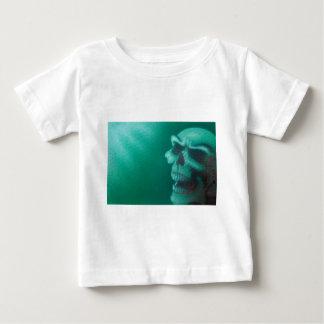green skulls baby T-Shirt