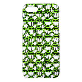 Green Smile Fun Case