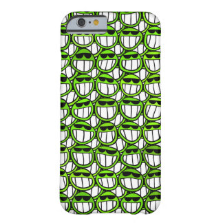 Green Smile Fun Case Barely There iPhone 6 Case
