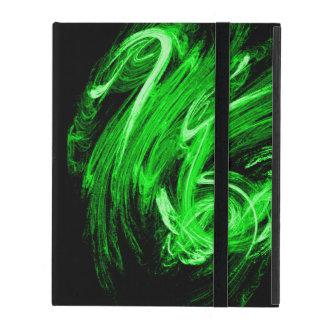 Green Smoke iPad Cover