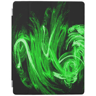 Green Smoke iPad Cover
