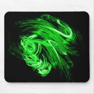 Green Smoke Mouse Pad