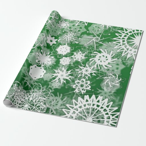 wrapping paper green - photo #27