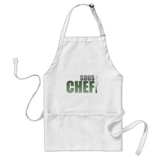 Green Sous Chef Standard Apron
