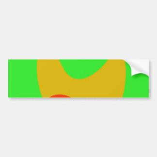 Green Space Bumper Stickers
