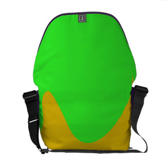 Green Space Courier Bags