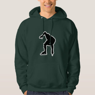 Green Speed Skater Sweatshirt