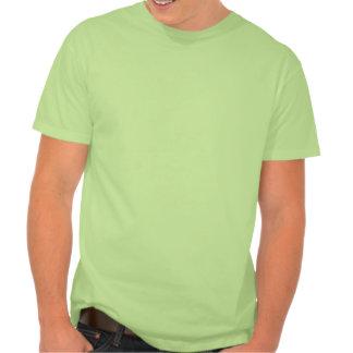 Green Speed Skater Tshirts