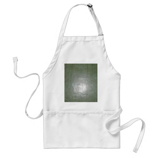 Green Splash Apron