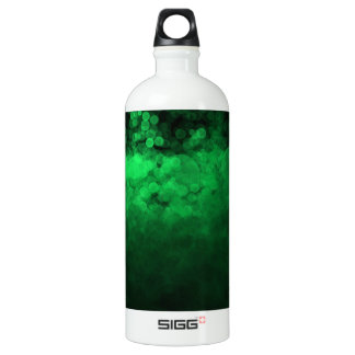 Green Spotted - SIGG Water Bottle