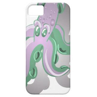 Green Squid iPhone 5 Cases
