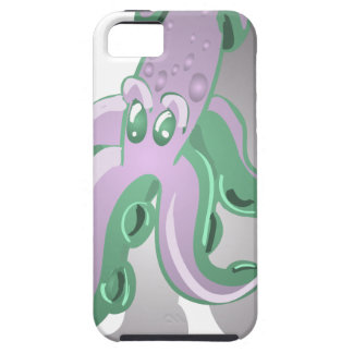 Green Squid iPhone 5 Covers