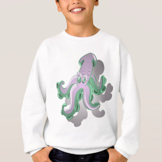 Green Squid Sweatshirt