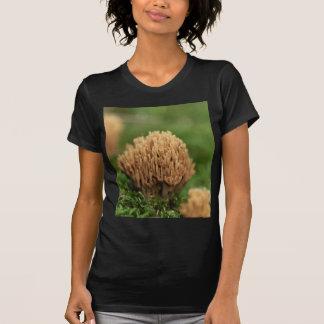 Green staining coral fungi (Ramaria abietina) T-Shirt