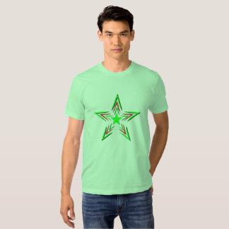 green star t shirt