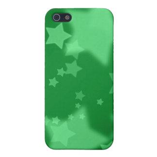 Green Stars  iPhone 4 Speck case
