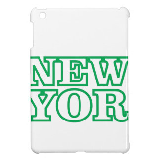 green statue of liberty art case for the iPad mini