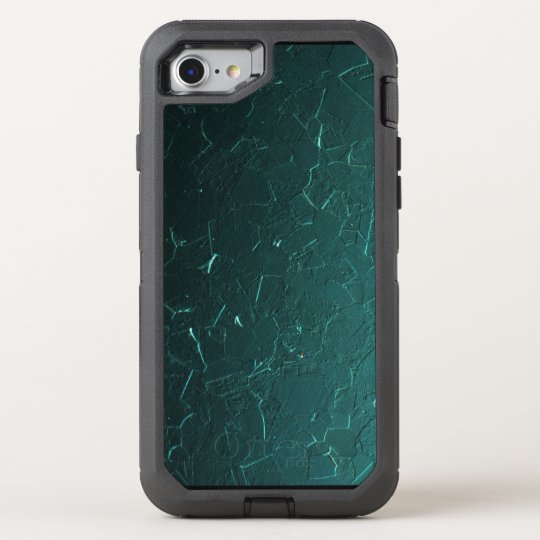 Green Stone OtterBox Defender iPhone 7 Case