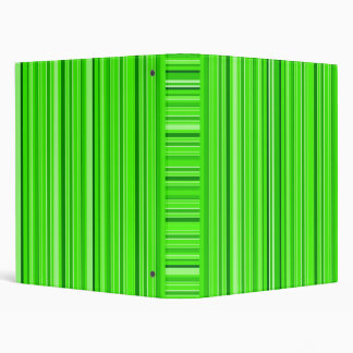 Green Strips Vinyl Binders