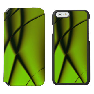 Green Subtle Incipio Watson™ iPhone 6 Wallet Case