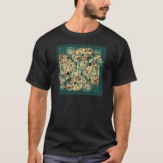green succulent square T-Shirt