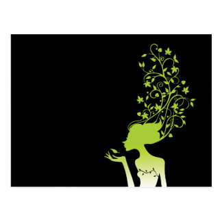 green sugar postcard