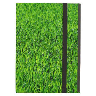 Green Summer Grass Texture Cover For iPad Air