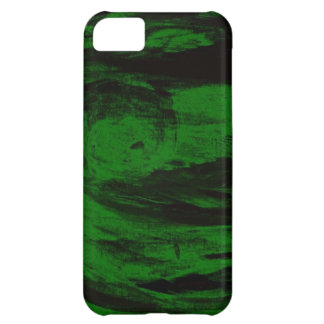Green Sun Rises(or sets) iPhone 5C Covers
