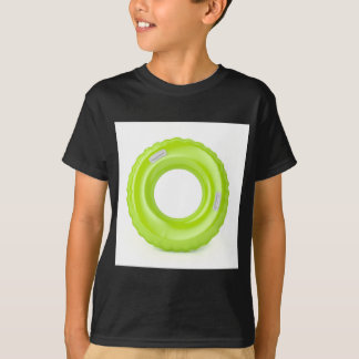 Green swim ring T-Shirt