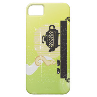 Green Tea iPhone 5 Case
