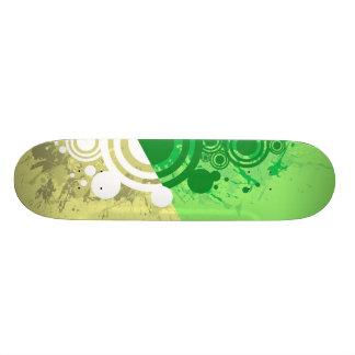Green Tea Skate Board Deck
